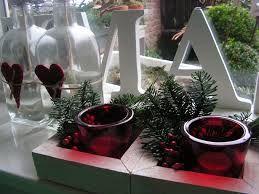 Afbeeldingsresultaat voor kerststuk vensterbank