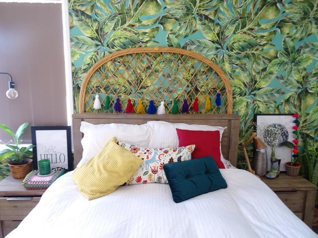 Amazon Rainforest removable wallpaper Green wall decor