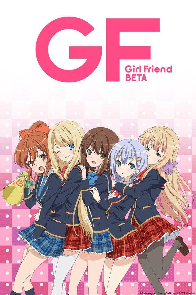 Crunchyroll Girl Friend BETA Full episodes streaming