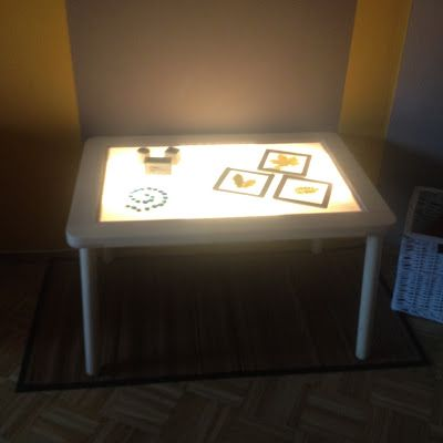 DIY Leuchttisch | Diy leuchttisch, Leuchttisch
