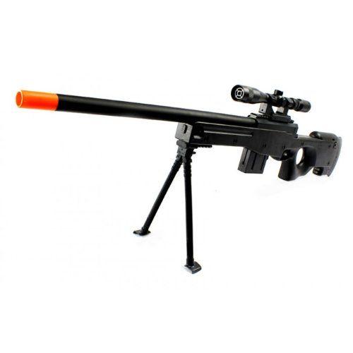 Airsoft – L96 AWP Velocity Sniper Rifle - http://geekarmory.com/