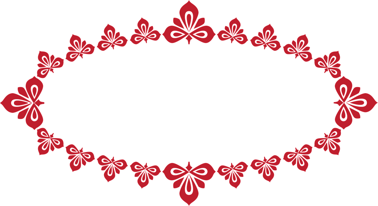 476f92ea4c Ingyenes kép a Pixabay-en - Keret, Ovális, Népi Motívum, Piros ...