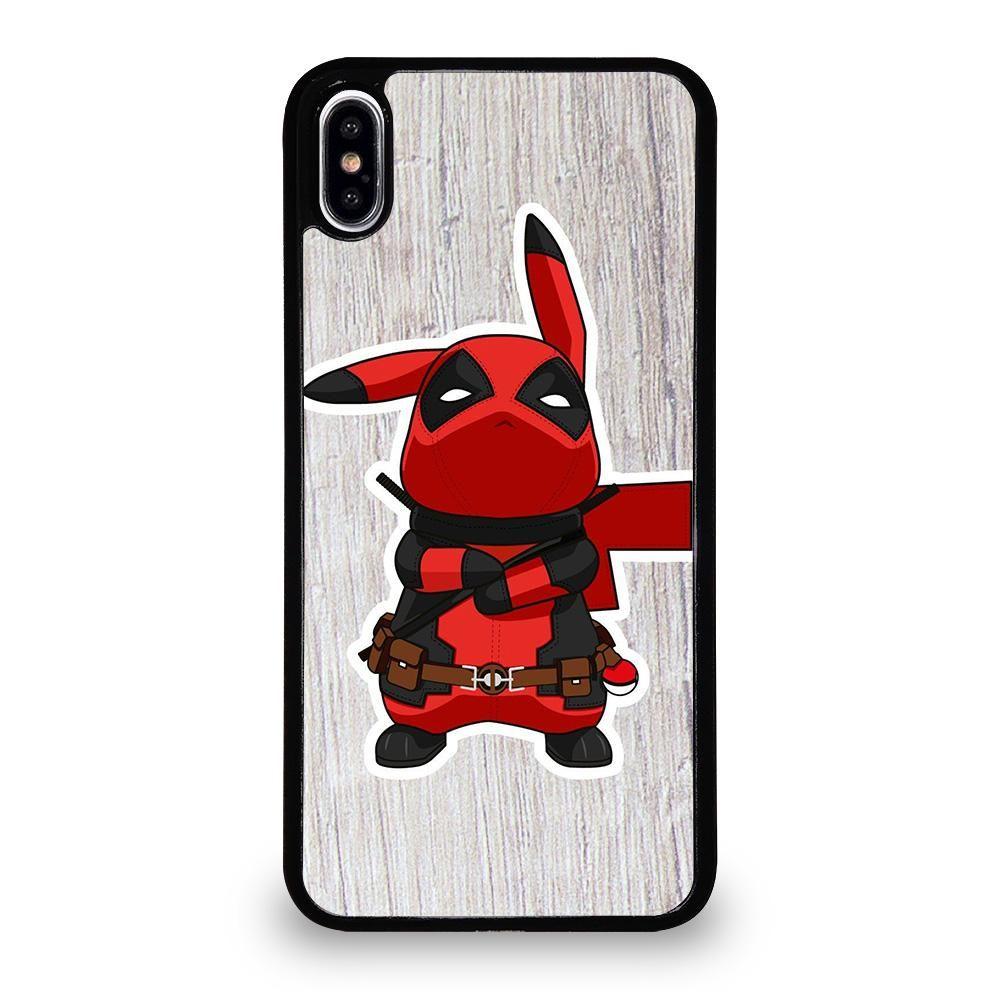 Pokemon Pikachu 3 iphone case