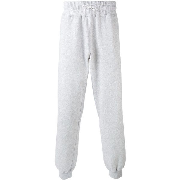 Yeezy Tapered Sweatpants ($264) ❤ liked