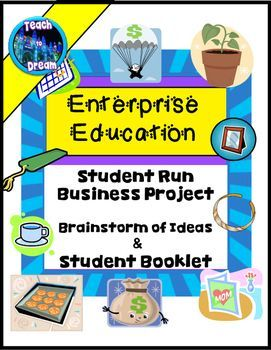 Middle School Student Run Business