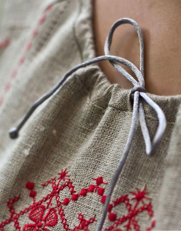 linen-dress Slavs