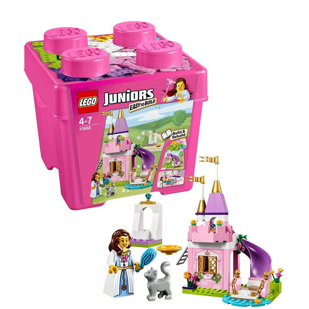 LEGO Juniors 10668: The Princess Play Castle: Amazon.co.uk: Toys