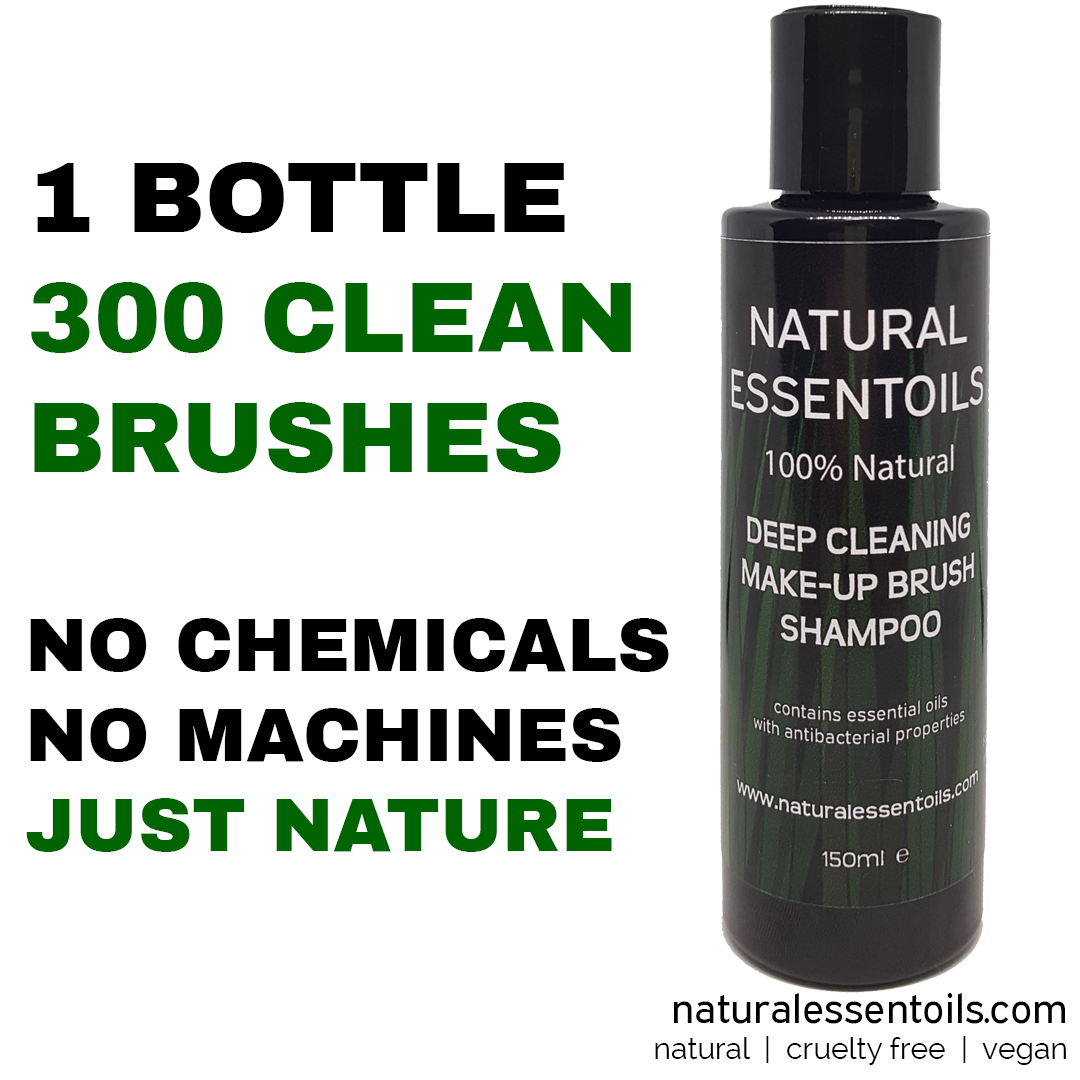 Small bottle, BIG power! 🥊 Our 100 Natural Deep Cleaning