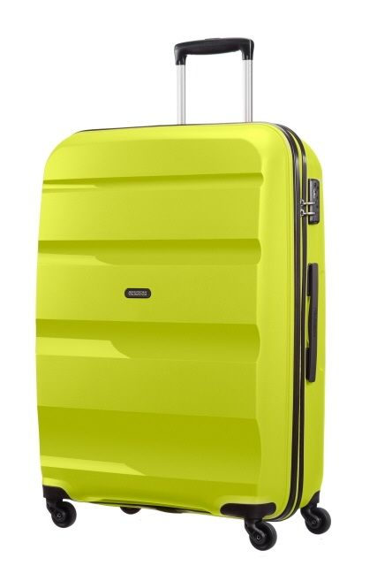 acf4005b699 American Tourister Bon Air Spinner L Lime Green | Trunk in 2019 ...