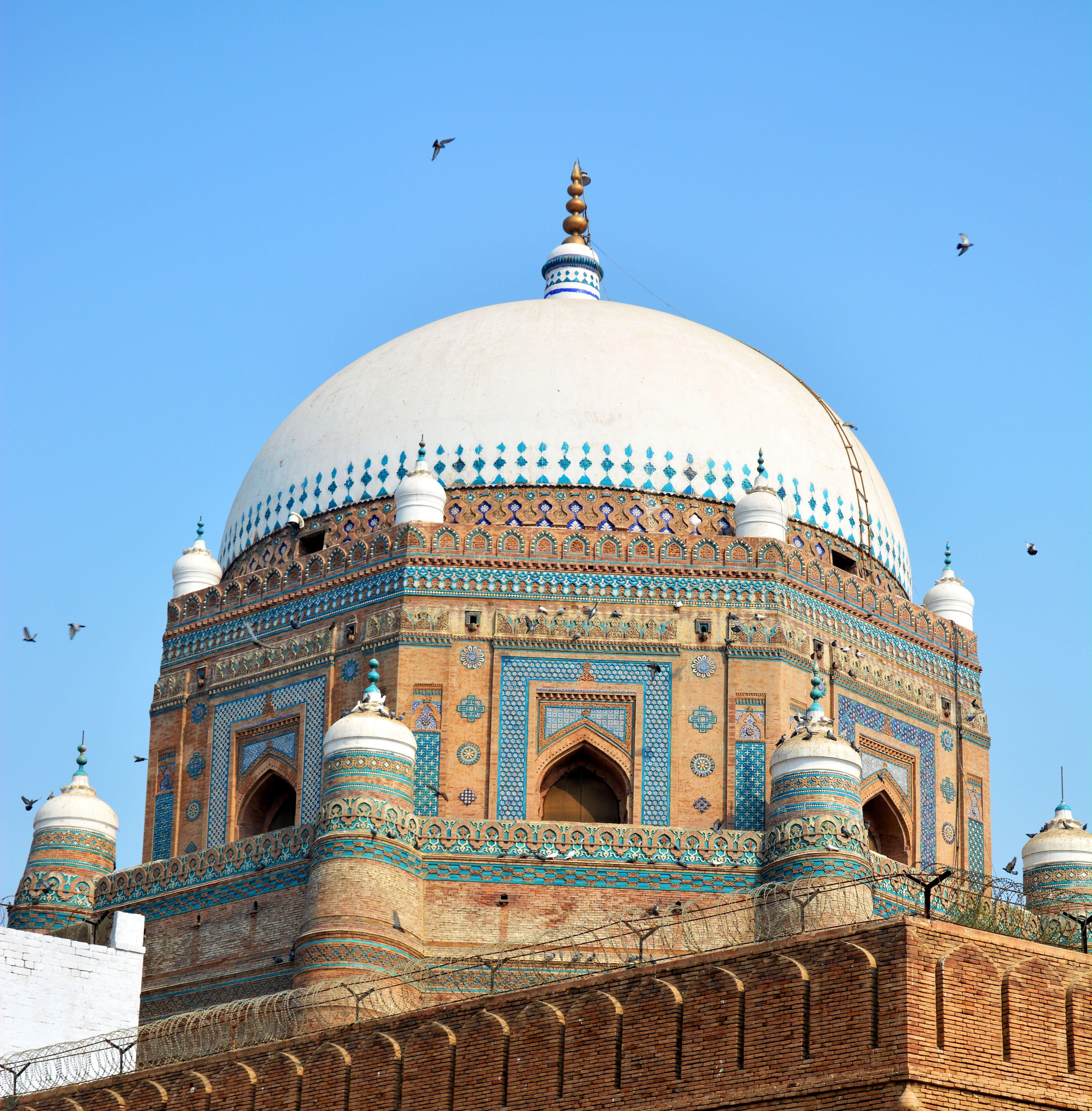 Multan dátumové údaje lokalít