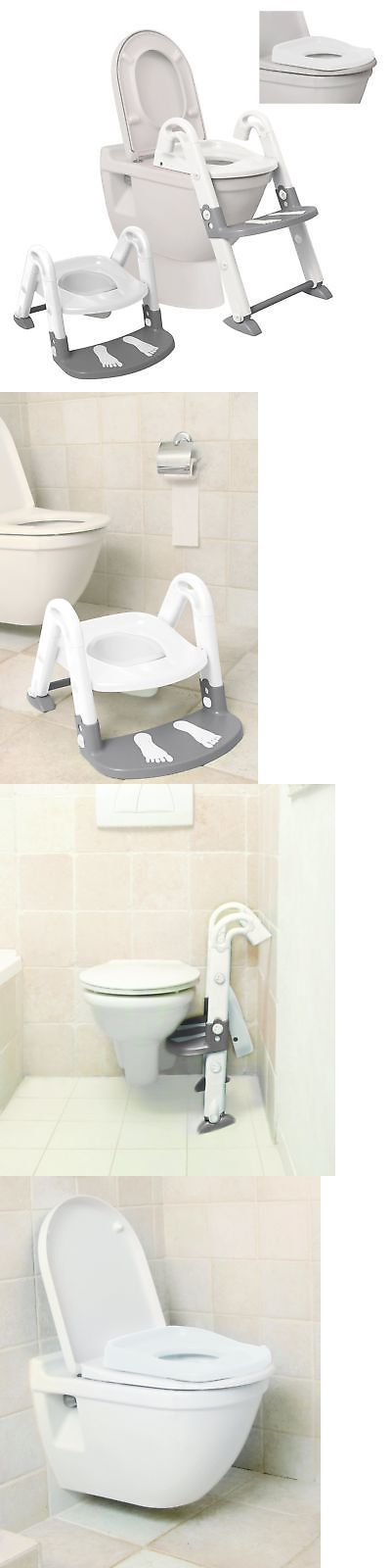 Dreambaby 3 In 1 Toilet Trainer, White | Toilet and Trainers