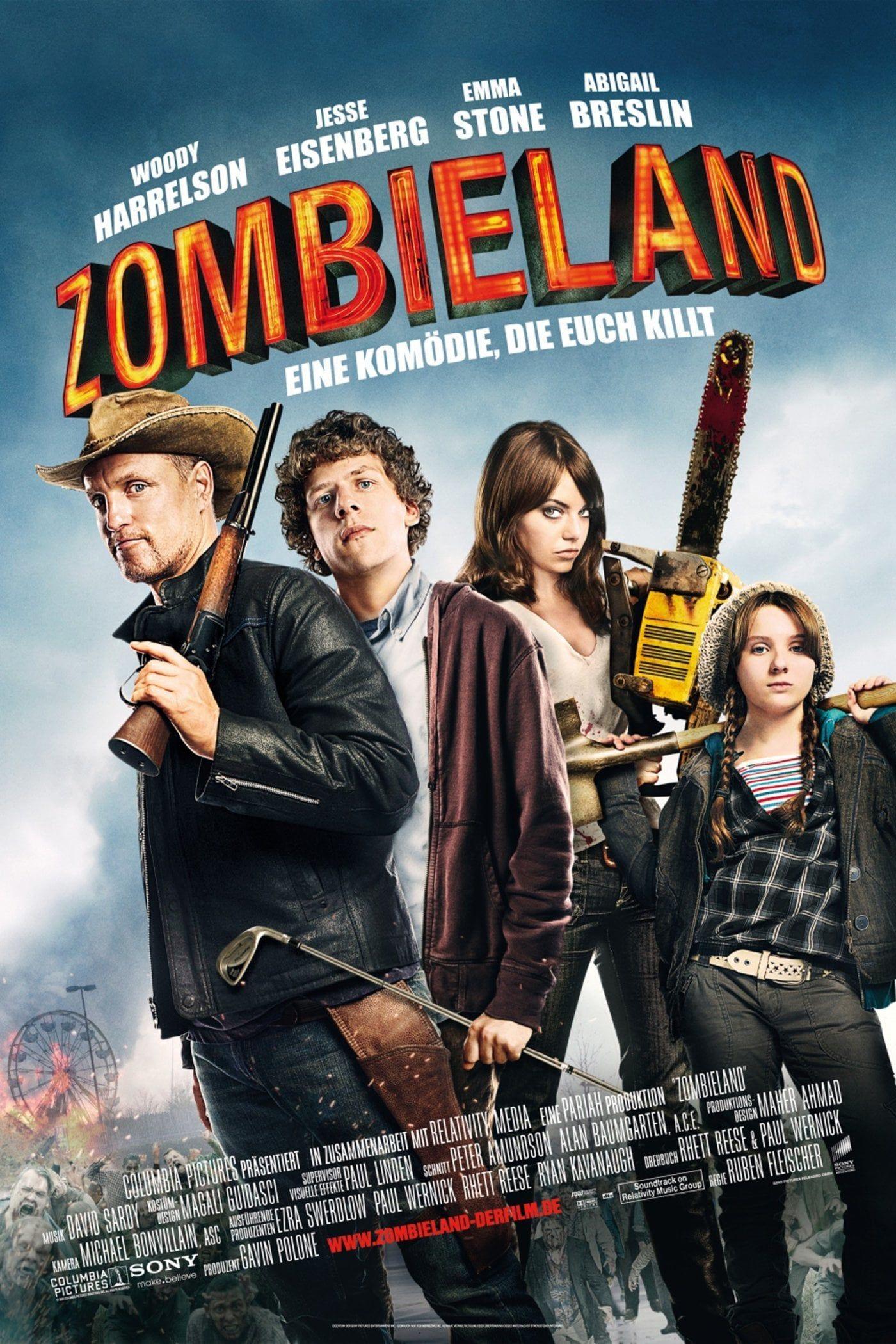 Zombieland Streaming Vf Complet En Ligne Gratuite Streaming Vf Best Horror Movies List Zombieland Movie Horror Movies List