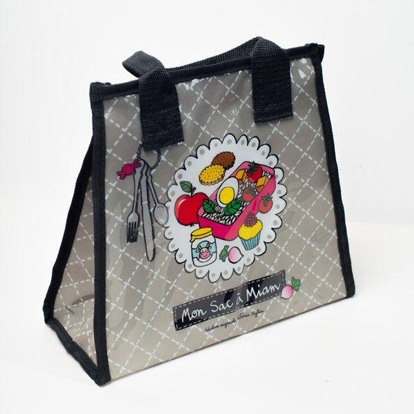 sac isotherme glaci re individuelle mon sac miam en voiture pinterest isotherme. Black Bedroom Furniture Sets. Home Design Ideas