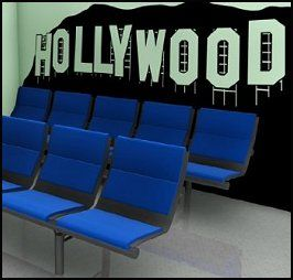 Image result for movie star themed mural