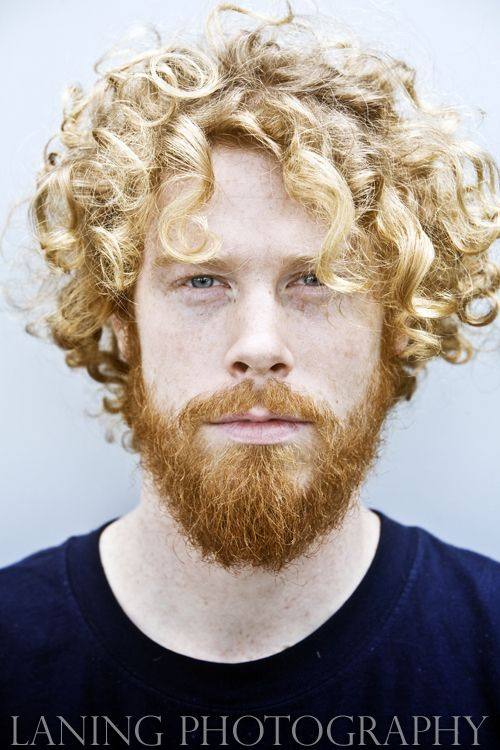 ryan fashion colored curly