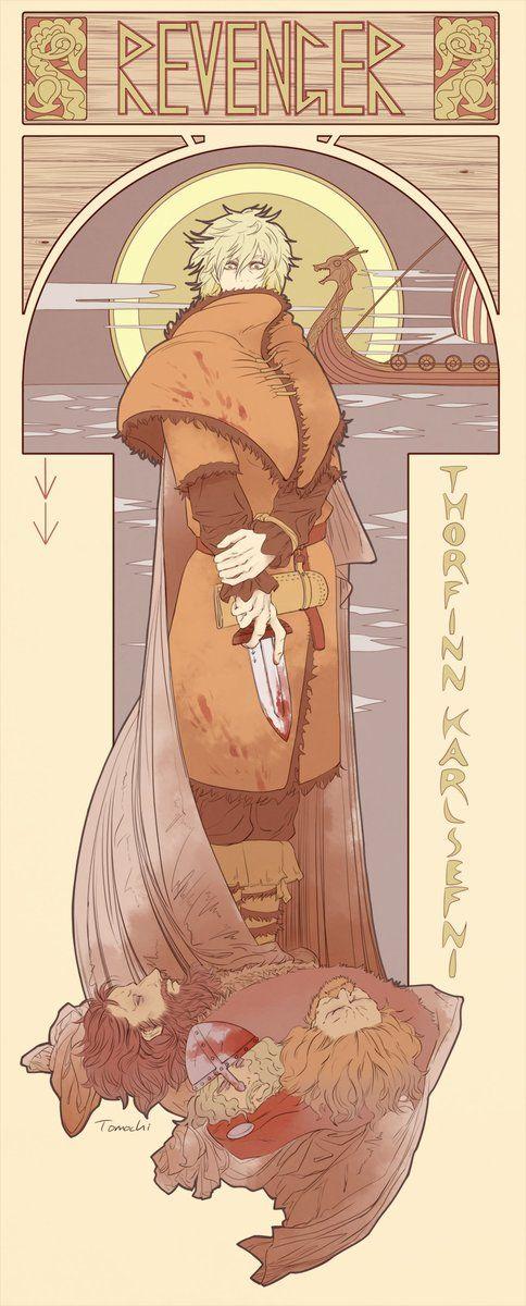 Pin on Vinland Saga