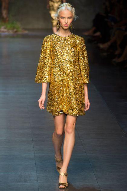 Dolce & Gabbana Spring 2014 RTW - Look 29