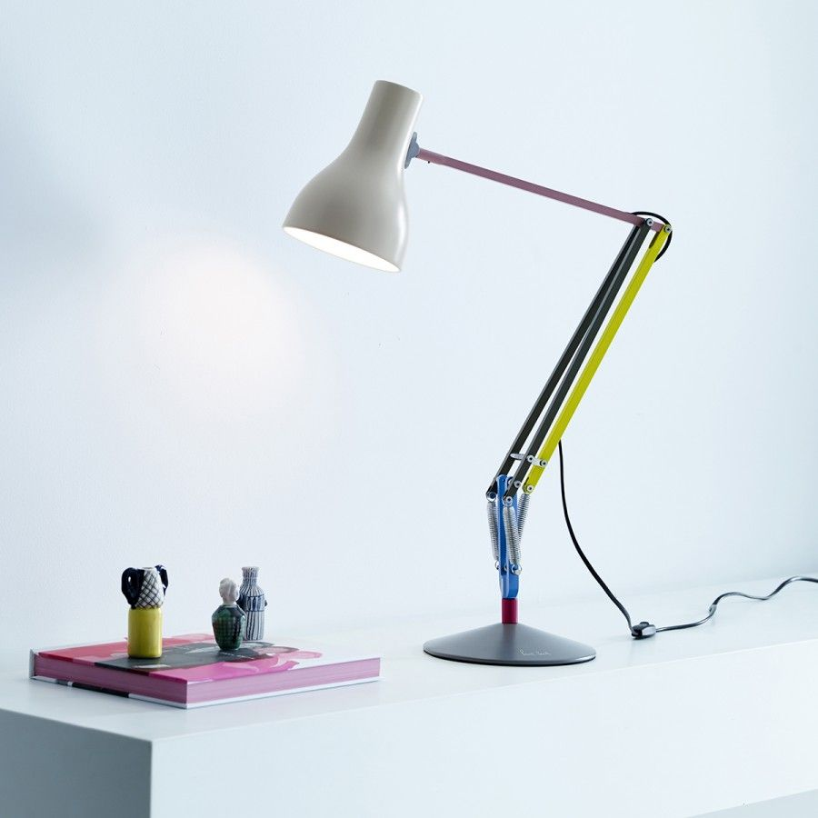 Type desk lamp paul smith edition one anglepoise desk lamp