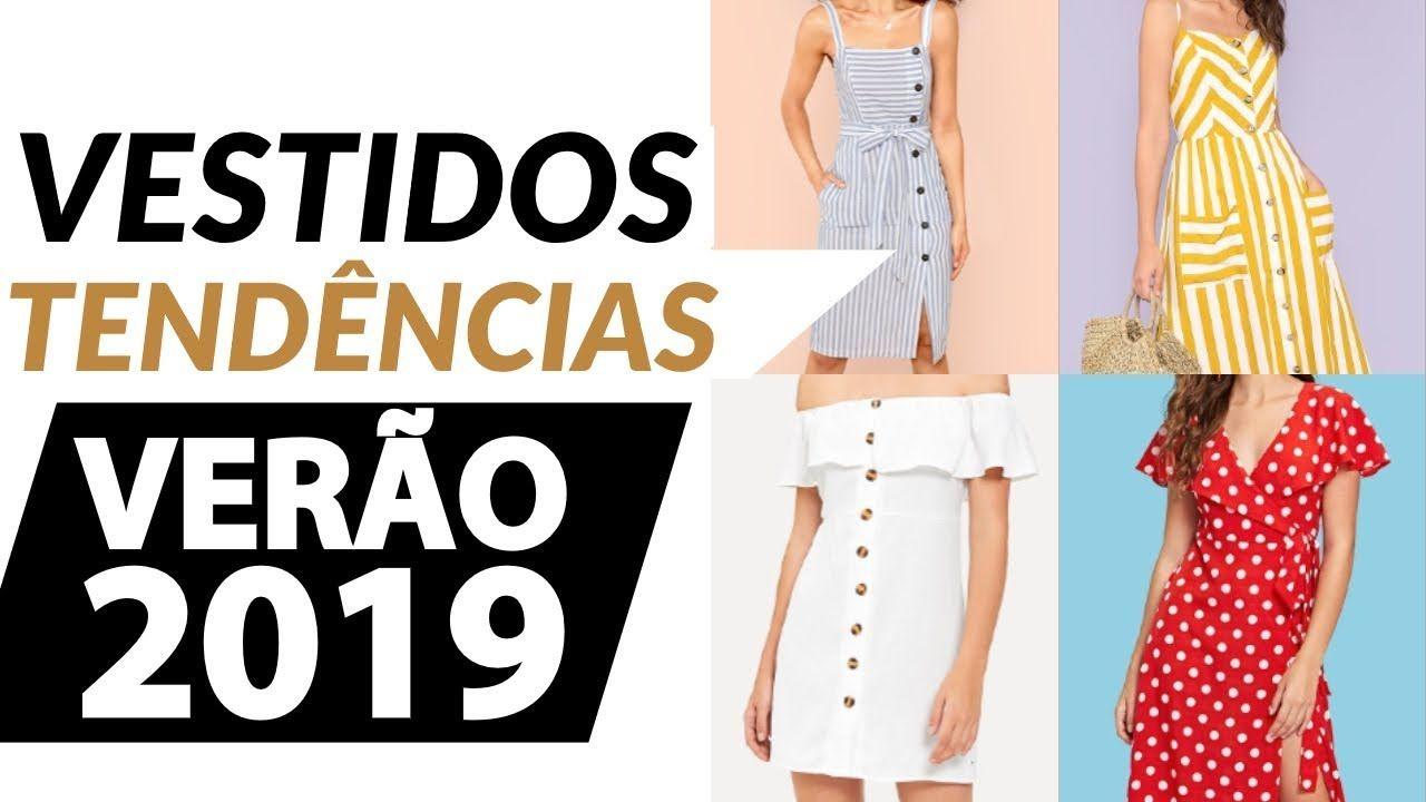 630d183177e7f7 TENDÊNCIAS VERÃO 2019 +100 VESTIDOS | CONSULTORIA DE IMAGEM | CÁ CAVALCANTE  Roupas Femininas De