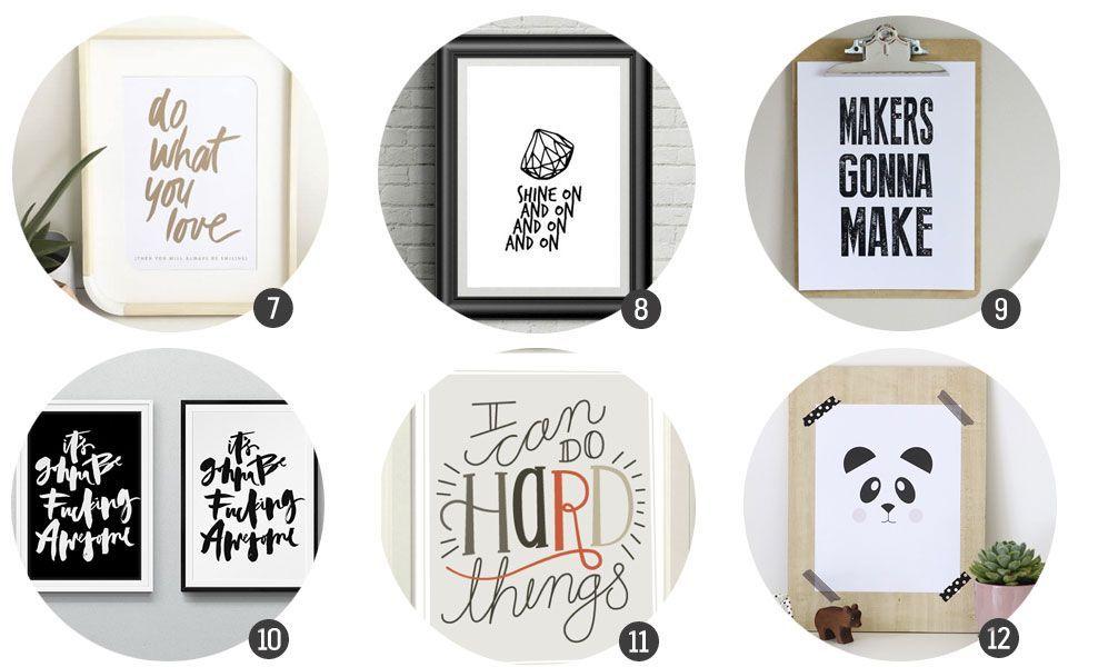 18 Láminas En Alta Resolución Listas Para Imprimir Y Decorar Cosas Molonas Diy Blog Laminas Decorativas Laminas Para Cuadros Imprimir Sobres