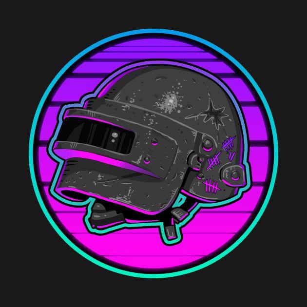 Pubg T shirt - Purple by ravenseye