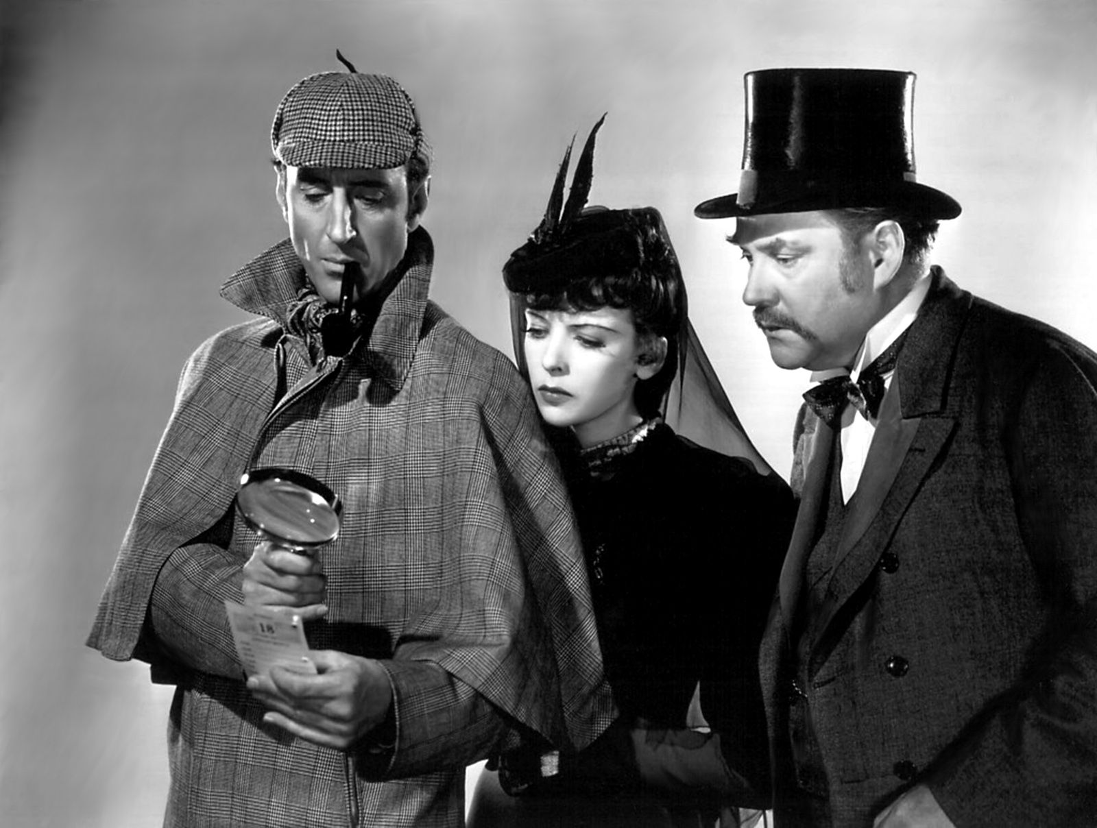Rathbone & Bruce - Holmes & Watson
