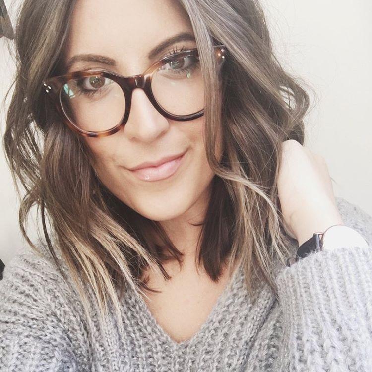 d0e52b03493 Stephanie Sterjovski. Stephanie Sterjovski Celine Eyeglasses ...