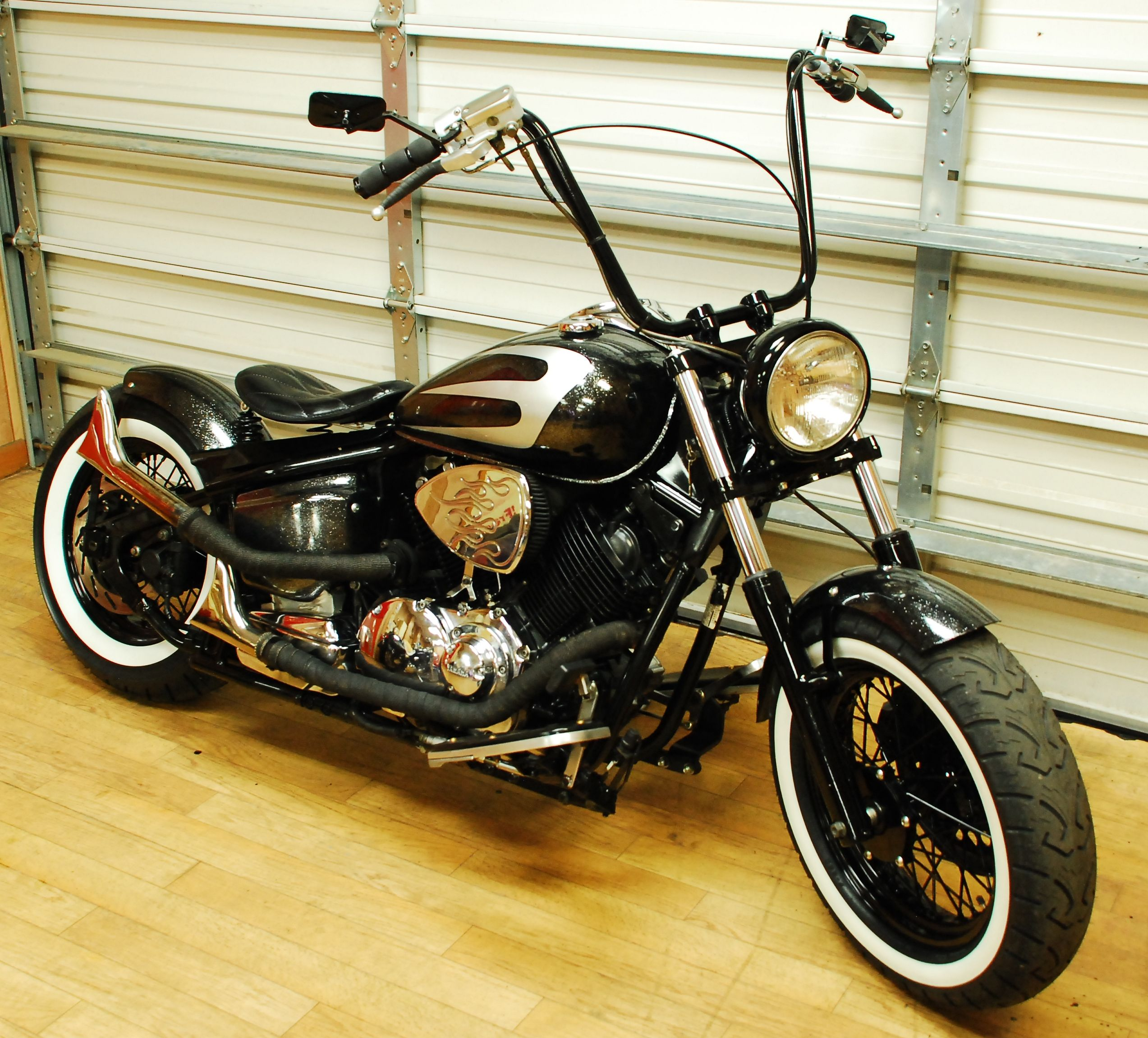 V-star 650 | Yamaha - Custom - Bikes | Pinterest