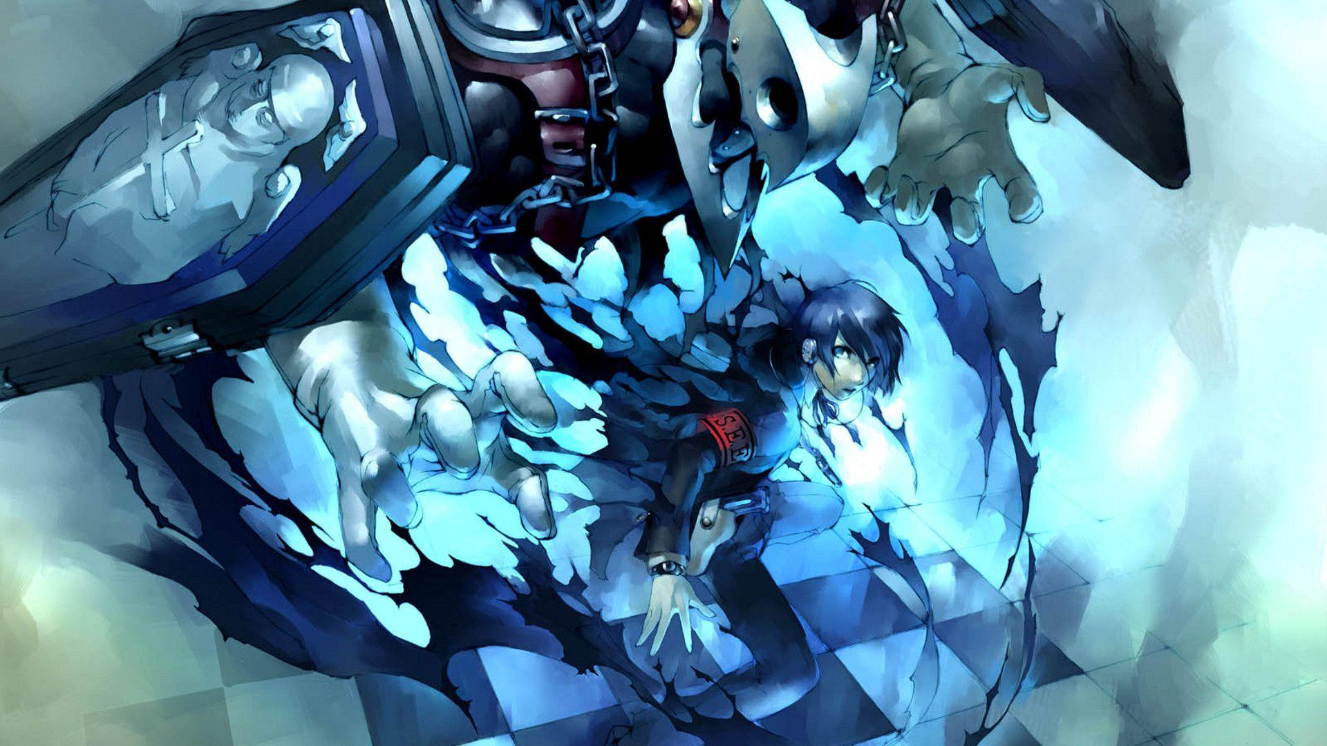 Persona 3 Fes Hdwallpapers Shin Megami Tensei Persona