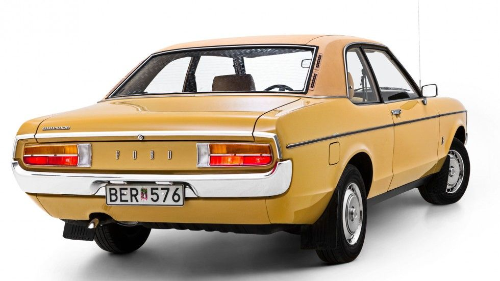 ford consul granada 1972 77 klassiker fordon. Black Bedroom Furniture Sets. Home Design Ideas