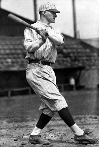1920s New York Yankees Outfielder Robert Meusel Photo I chose this because  baseball was the biggest sport back then cdeb163c5cb3