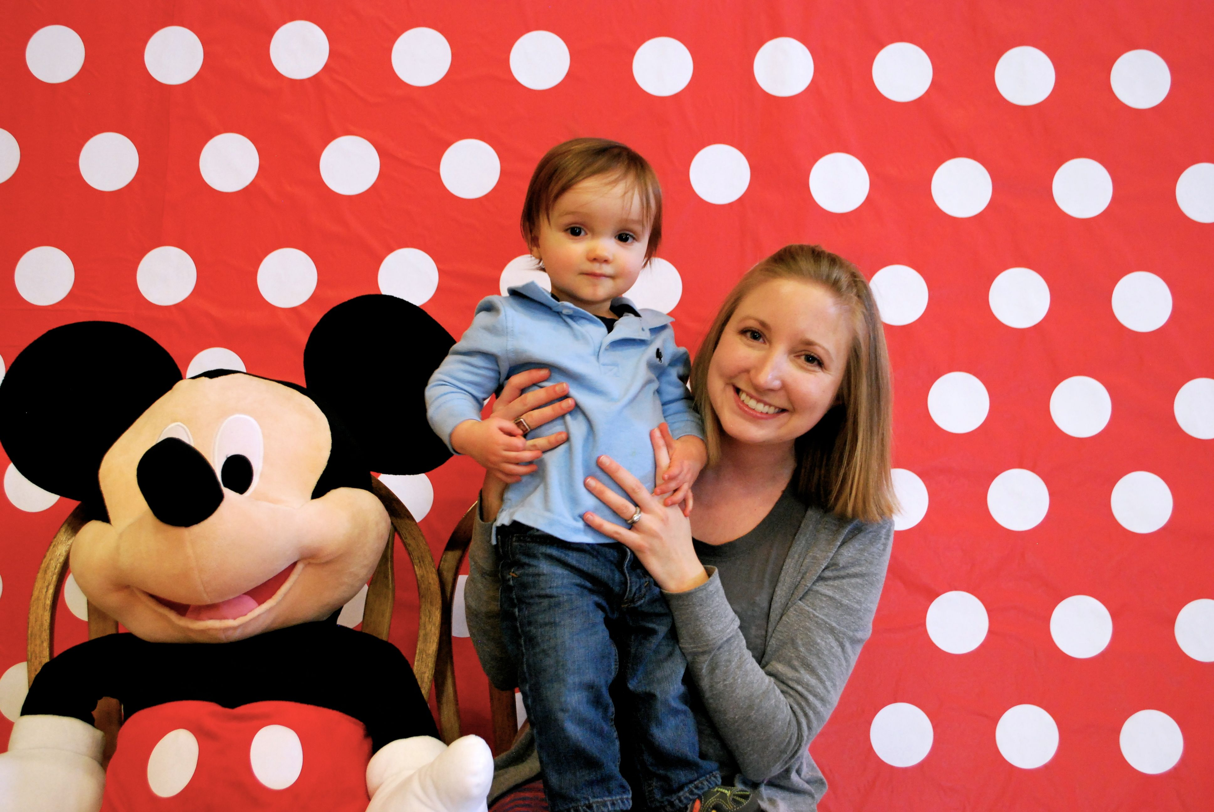 Mickey Mouse Clubhouse Photobooth Backdrop My Photobooth Backdrops