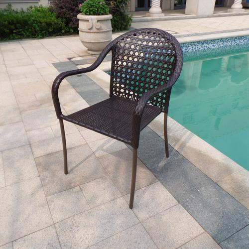 Backyard Creations® Monrovia Bistro Patio Chair Backyard