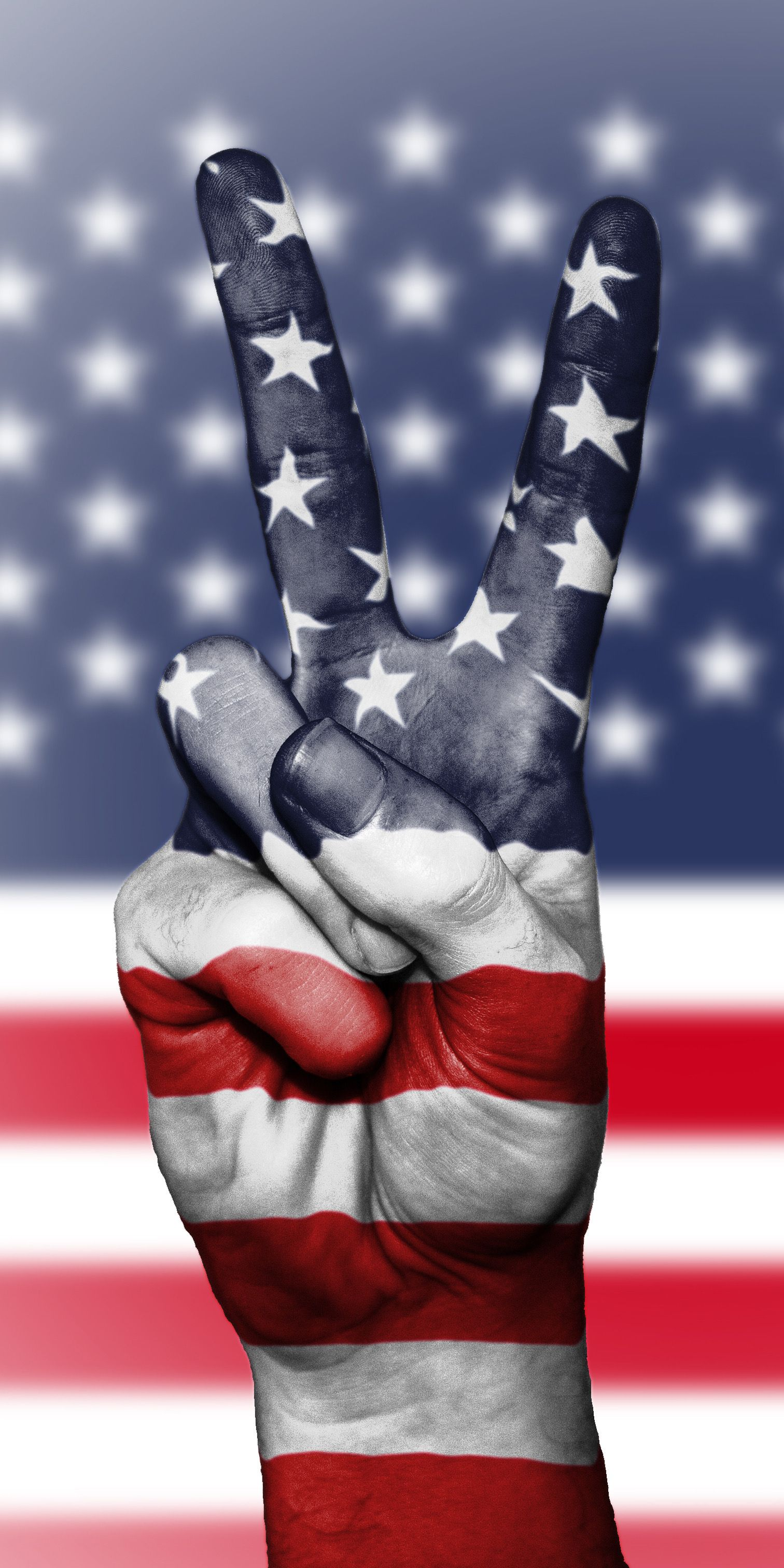 American Flag Peace Sign Wallpaper In 2020 American Flag Wallpaper Usa Flag Wallpaper Patriotic Wallpaper
