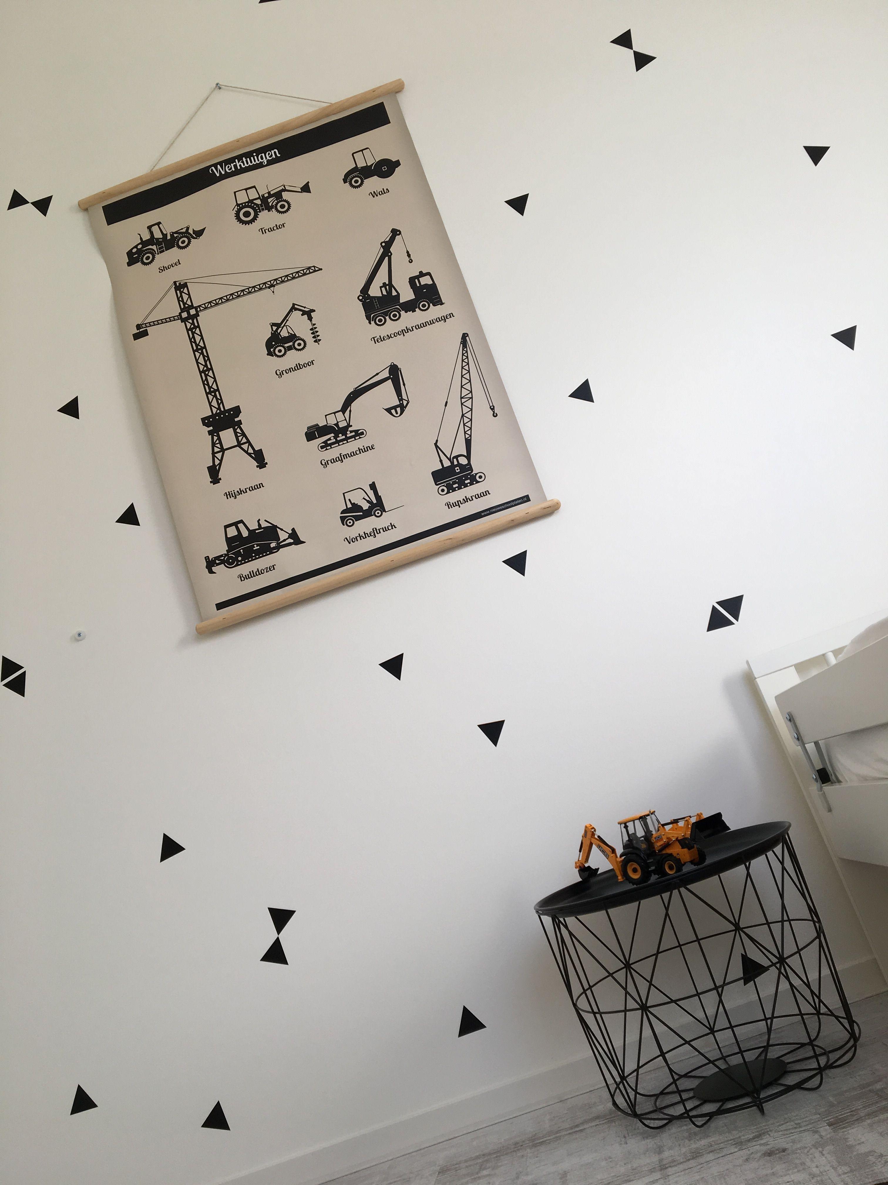 Stoere jongens kamer