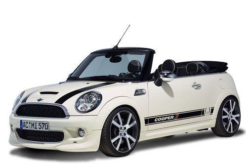 Ac Schnitzer Mini Cabrio 1 At Mini Cooper S Cabrio Tuning By Ac