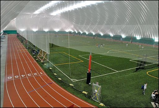 Related Image Indoor Soccer Track Image