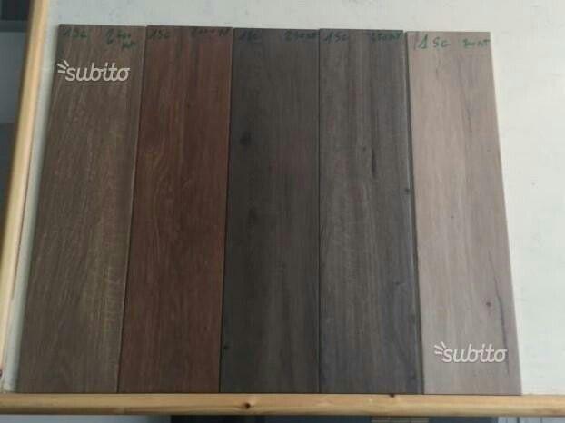 www.madeinsassuolo.it E effetto legno in prima commerciale