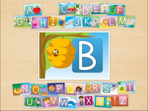 Letters A to Z for the iPad from True Learning (0.99) a