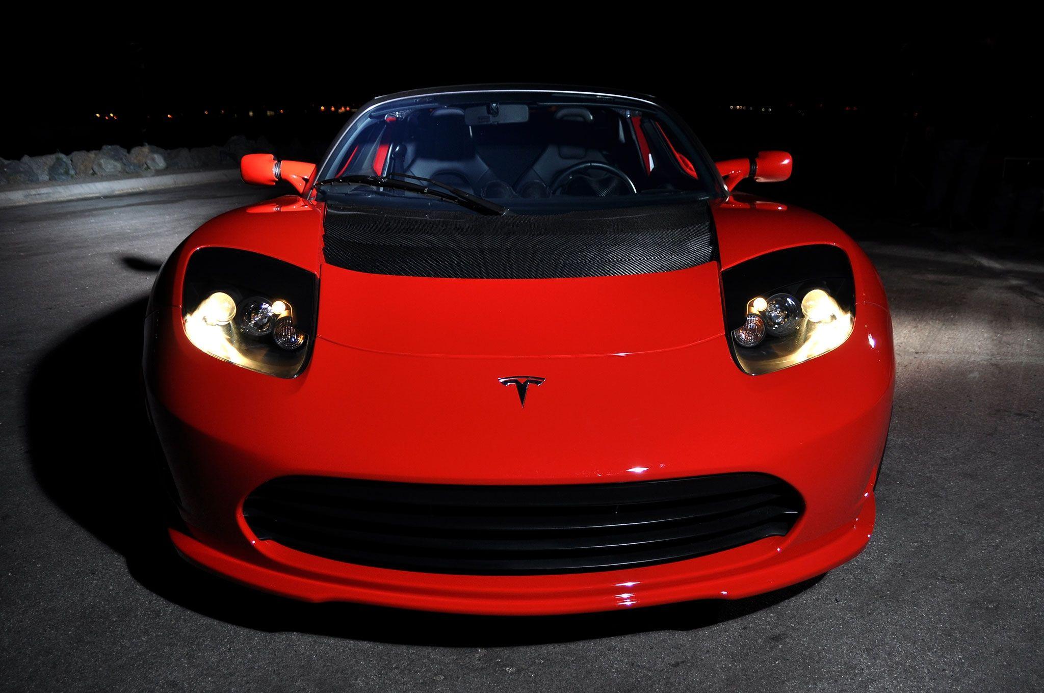 Tesla Roadster 3.0 model S 85..