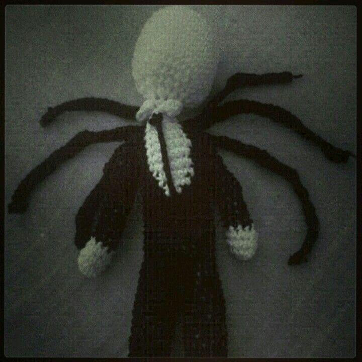 want this slendy doll slender manvoodoo