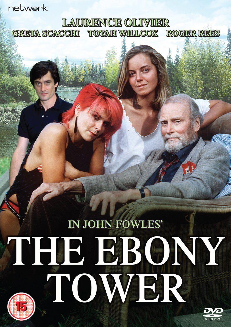 'La torre d'ebano' (1984); regia:  Robert Knights. Titolo originale: 'The Ebony Tower'