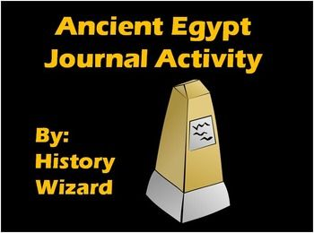 Ancient Egypt Journal Activity  Pinterest  Paragraph Activities  This Activity Is Designed To Allow Students To Write A Five Paragraph Essay  About The Ancients Egyptians In A Fun And Creative Way Online Case Writting also Who Can Do My Tesol Assignment  English Essays Samples