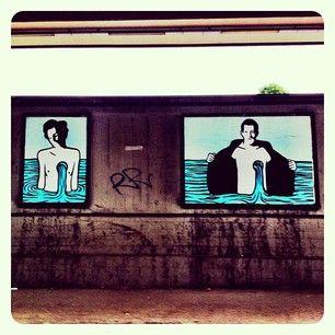 marilu72  #streetart#italy#bologna