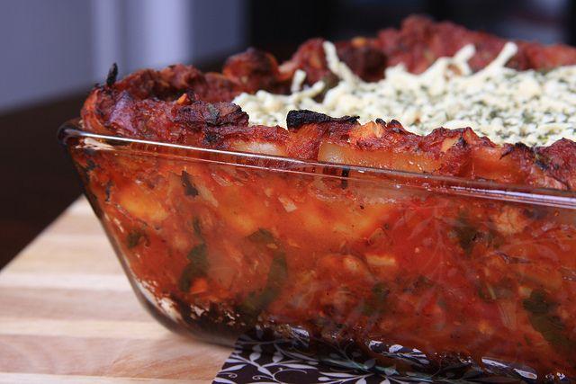 Field Roast And Daiya Lasagna Recipe Lasagna Vegan