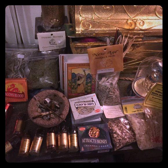 Spiritual items for sale Spiritual items for sale  I have sage
