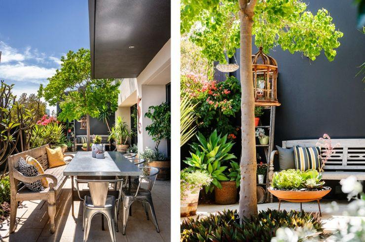 Belle maison moderne à la déco éclectique en Australie | Rooftop ...