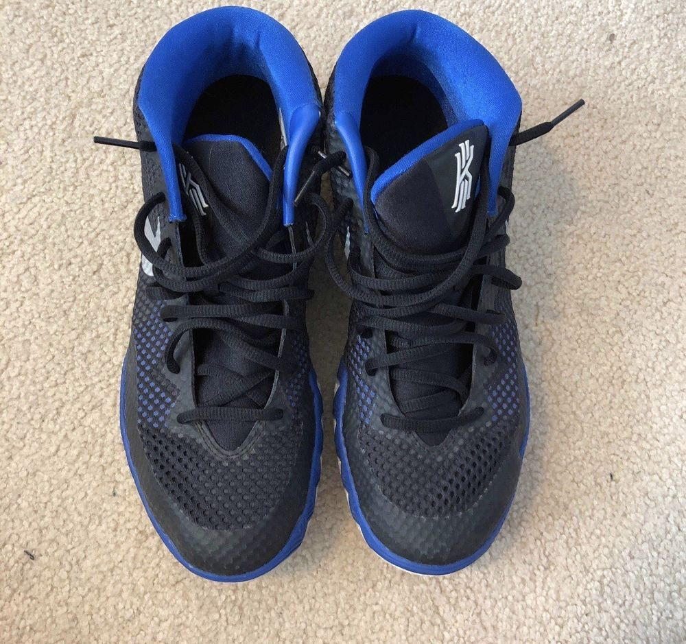 21797a2459c Nike Kyrie 1 size 10.5 Black-Lyon Blue Duke Brotherhood Shoes  fashion   clothing  shoes  accessories  mensshoes  athleticshoes (ebay link)
