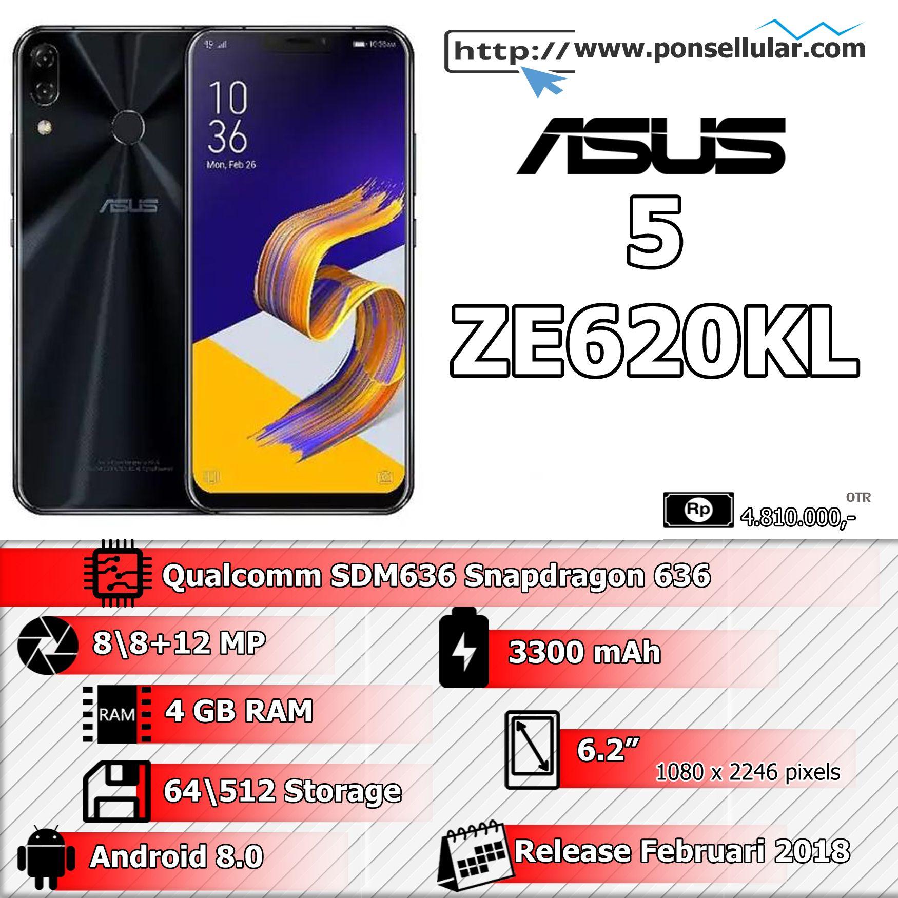 Asus Zenfone 5 Harga Dan Spesifikasi Ponsellular Com Asus