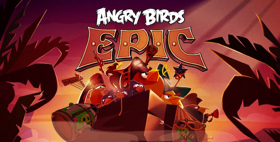 Angry Birds Epic free download Epic app, Epic games
